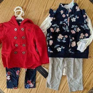 NWT 12-18 Mo Outfits